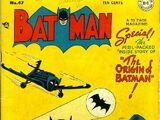 Batman Issue 47