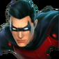DC Legends Red Robin Tim Drake Portrait