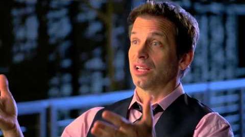 ¡Zack Snyder habla sobre Batman v Superman y Turkish Airlines!