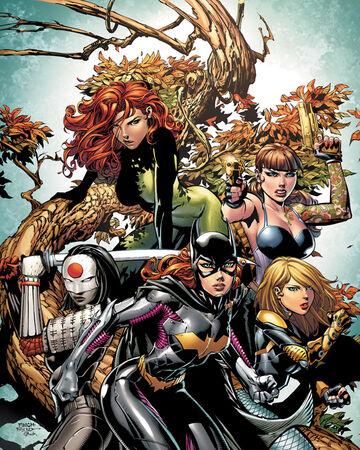 Birds Of Prey Batman Wiki Fandom