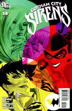 Gotham City Sirens 14