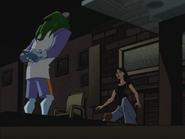 Yin taunted by joker
