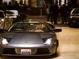Bruce Wayne's Lamborghini