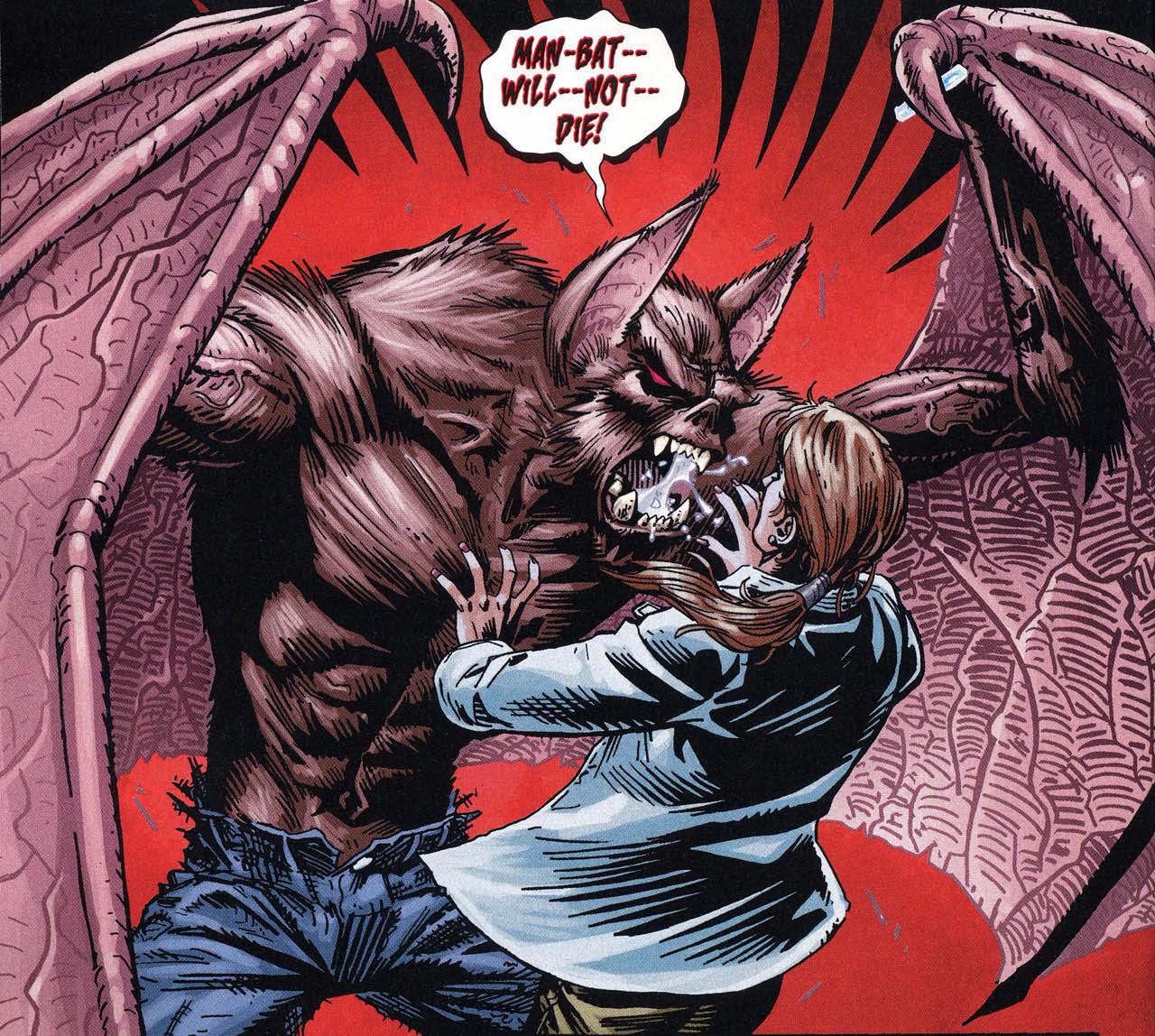 Image - Man-Bat.jpg | Batman Wiki | FANDOM powered by Wikia Manspider Vs Manbat