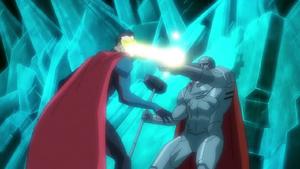 TROFS - Steel combate al Erradicador