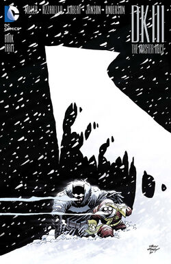 The Dark Knight III The Master Race Vol 1-3 Cover-1