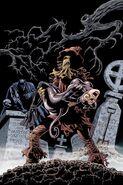 Gulacy scarecrow