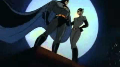 Video Batman X Catwoman All Animated Kisses Batman Wiki