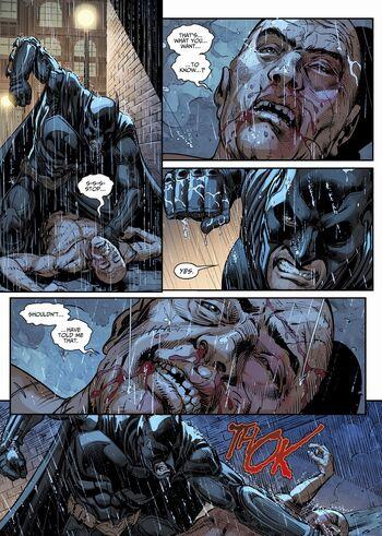 Injustice Año Cinco Vol.1 24 imagen