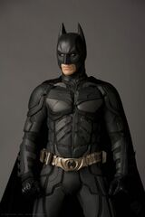 Plated Batsuit
