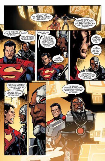 Injustice Año Cinco Vol.1 18 imagen