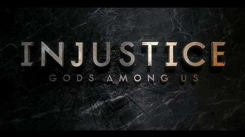 Injustice Gods Among Us New Trailer