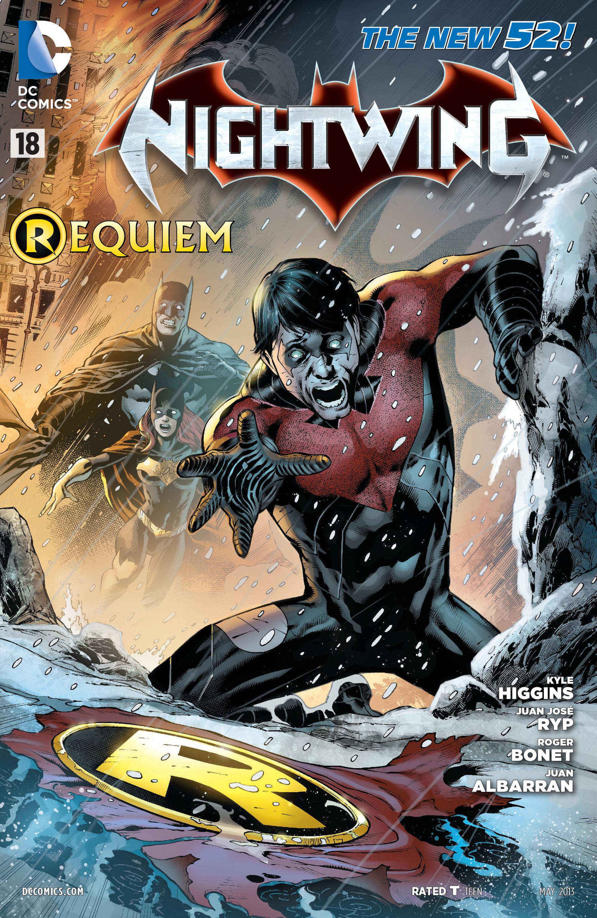Nightwing (Volume 3) Issue 18 | Batman Wiki | FANDOM powered