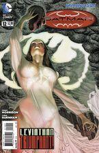 Batman Incorporated Vol 2-12 Cover-2