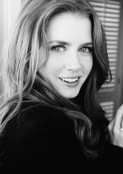 Image result for amy adams in black and white