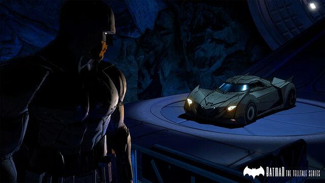 File:Bruce Wayne and Batmobile Telltale.jpeg
