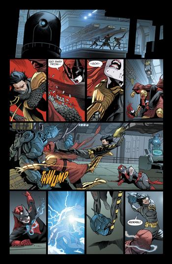 Detective Comics Vol.1 961 imagen