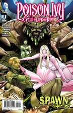 Poison Ivy Cycle of Life Death Vol 1-5 Cover-1