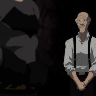 Alfred tiene miedo por Bruce