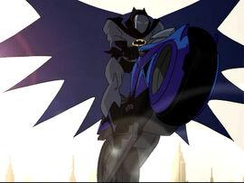 Batcycle (The Batman) 01