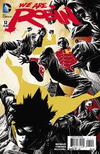 We Are Robin Vol 1-12 Cover-1