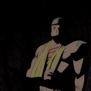 Bruce recupera su voluntad