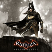 Batgirl Batman Arkham Knight