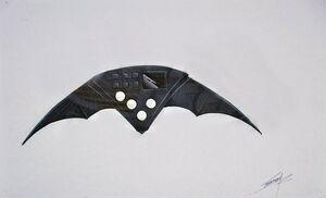Flattery Batarang