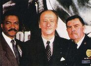 Gotham City Officials (Dent, Borg and Gordon)