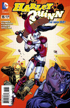 Harley Quinn Vol 2-15 Cover-2