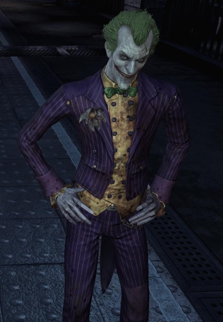 The Joker Arkhamverse Batman Wiki Fandom Powered By