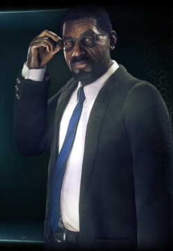 Lucius Fox (Arkham Knight)