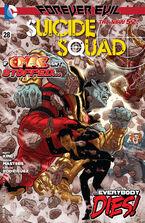 Suicide Squad Vol 4-28 Cover-1