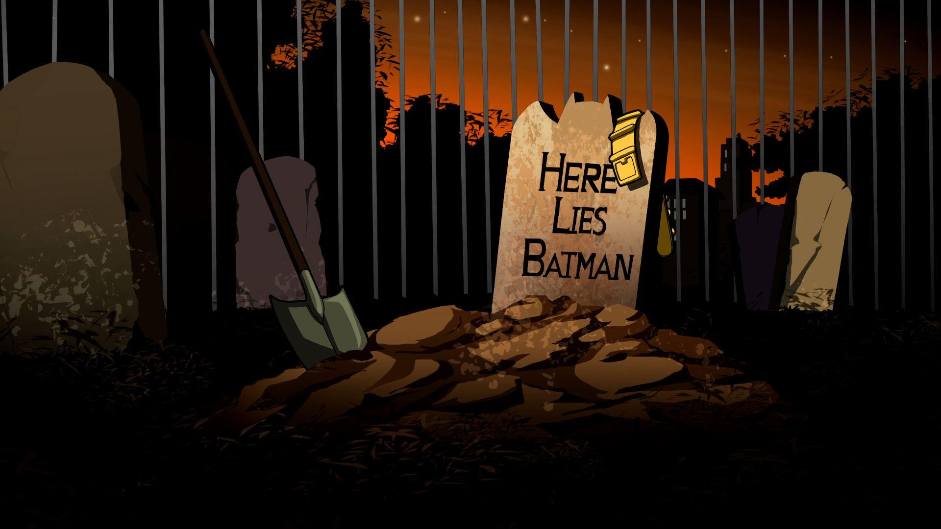 Image result for batman dead