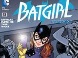 Batgirl (Volume 4) Issue 35
