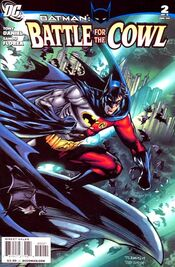 Batman Battle For The Cowl-2 Cover-2