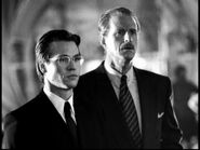 Batman Forever - Bruce Wayne with Fred Stickley