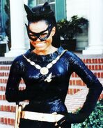 Catwoman Eartha Kitt