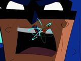 Batman: The Brave and the Bold Episode 1.09: Journey to the Center of the Bat!