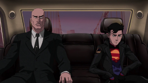 TROFS - Lex se desiluciona de Superboy