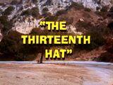 The Thirteenth Hat