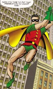 Bruce Wayne Robin Earth-3898