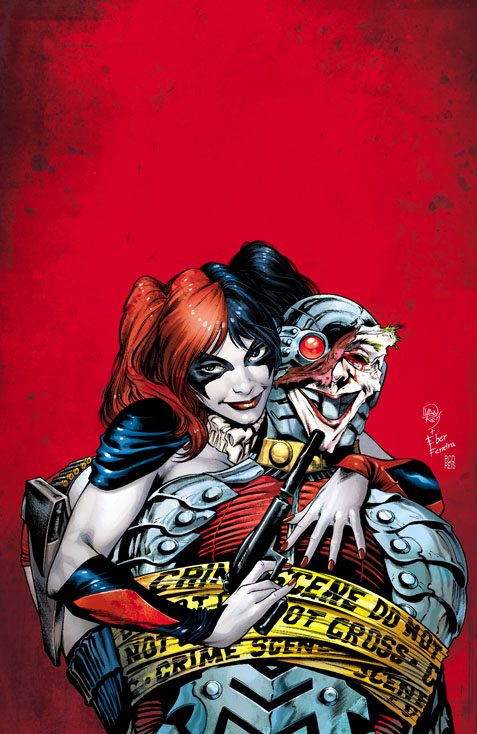 Harley and ivy dating