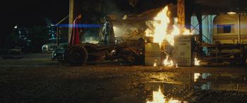 Superman frente a Batman
