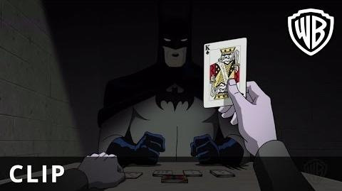 Batman The Killing Joke - Jail Visit - Official Warner Bros