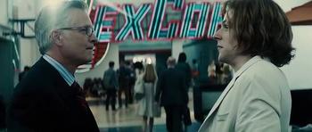 Lex recibe lo quiere