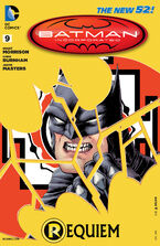 Batman Incorporated Vol 2-9 Cover-2