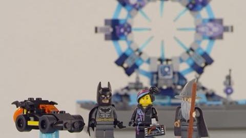 LEGO agrega una nueva dimensión.