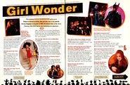 Nickelodeon Magazine June July 1997 Alicia Silverstone Batgirl Interview