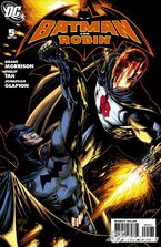 Batman and Robin-5 Cover-2